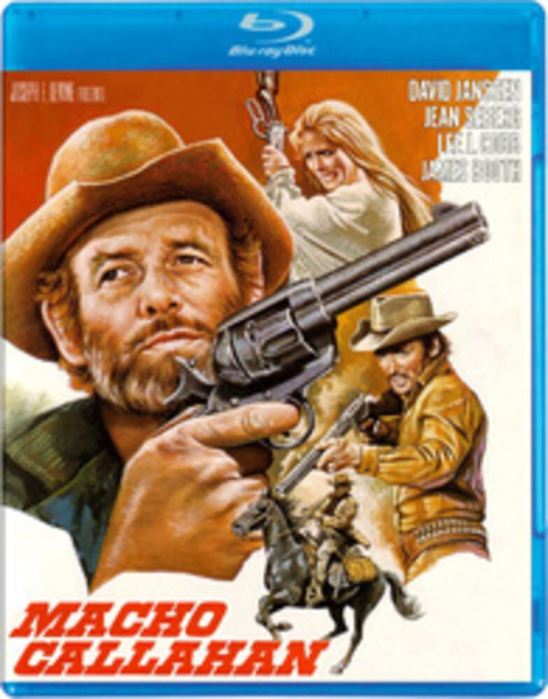 Macho Callahan (1970) - Macho Callahan (1970)