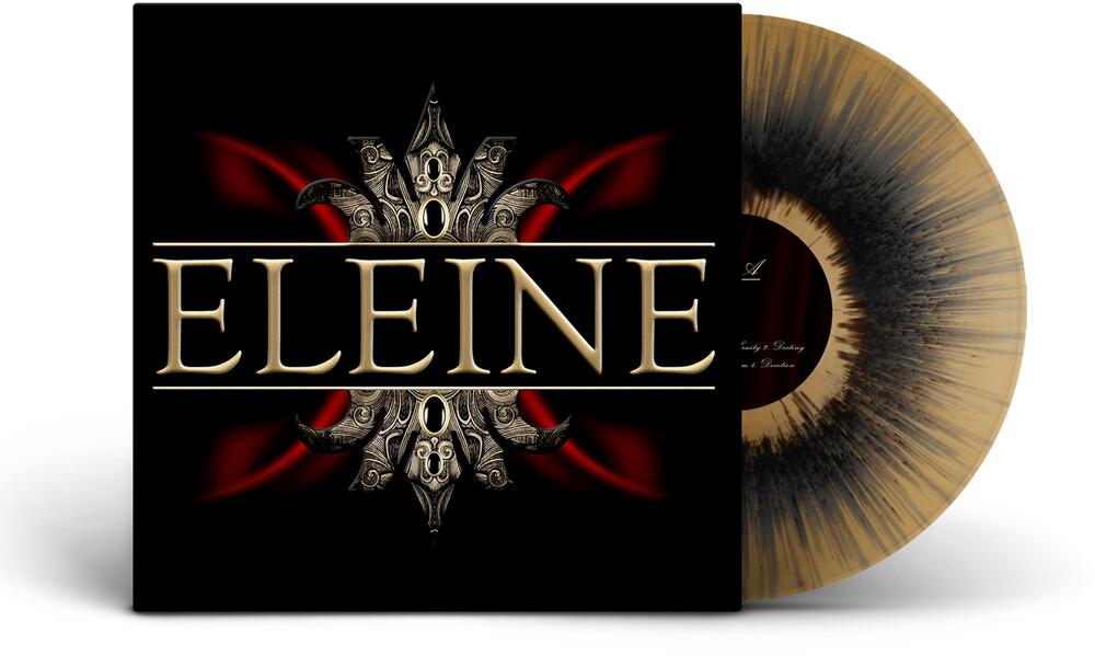 Eleine - Eleine (Gold/Black Splatter Vinyl) (Blk) [Colored Vinyl]