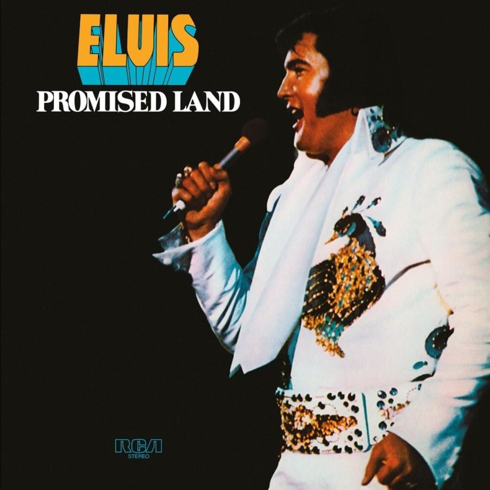 Elvis Presley - Promised Land [Colored Vinyl] [Clear Vinyl] [Limited Edition] [180 Gram] (Wht)