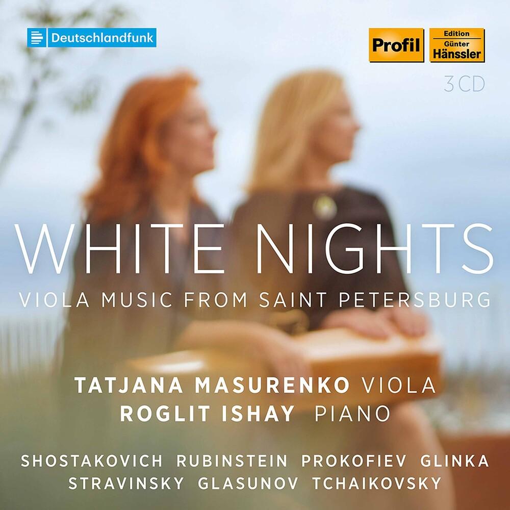 Banshchikov / Masurenko / Ishay - White Nights (3pk)