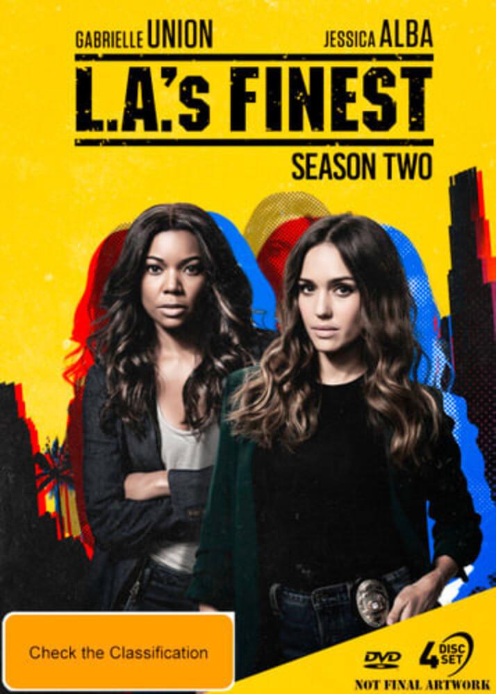 L.a's Finest: Season 2 - L.A's Finest: Season Two [NTSC/0]