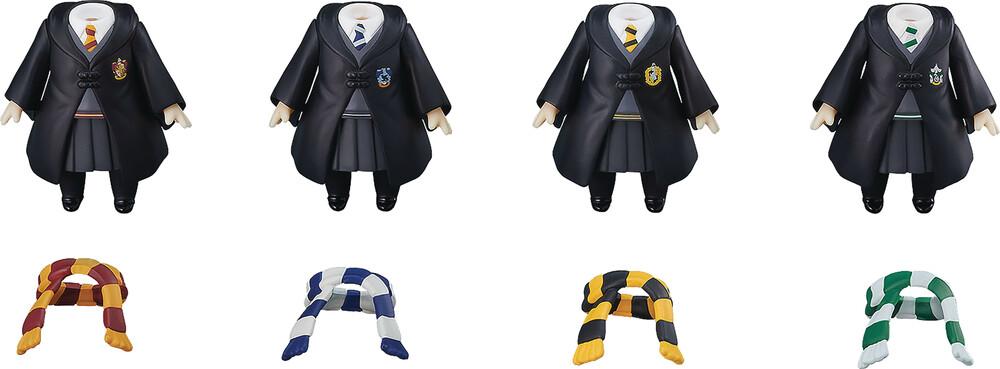 - Nendoroid More Dress Up Hogwarts Skirt Style 4pc B