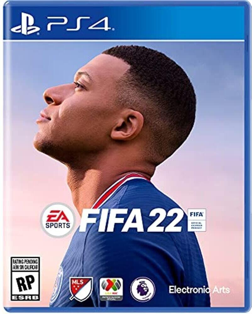 Ps4 FIFA 22 - Ps4 Fifa 22