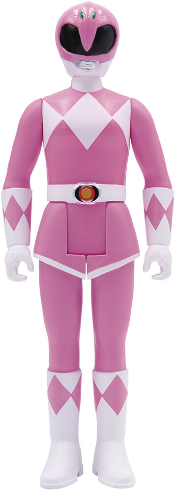 Power Rangers Reaction Wave 2 - Pink Ranger - Power Rangers Reaction Wave 2 - Pink Ranger (Afig)