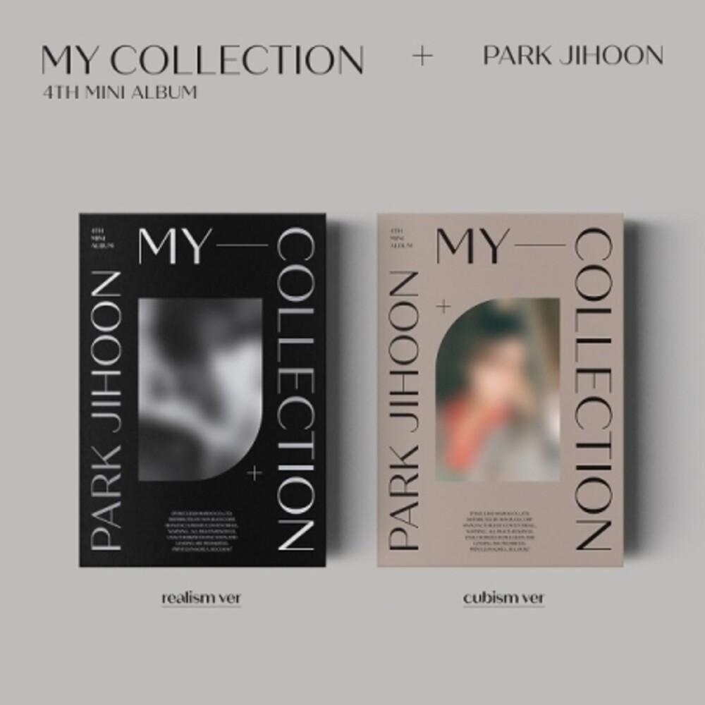 Park Jihoon - My Collection (Pcrd) (Phob) (Phot) (Asia)