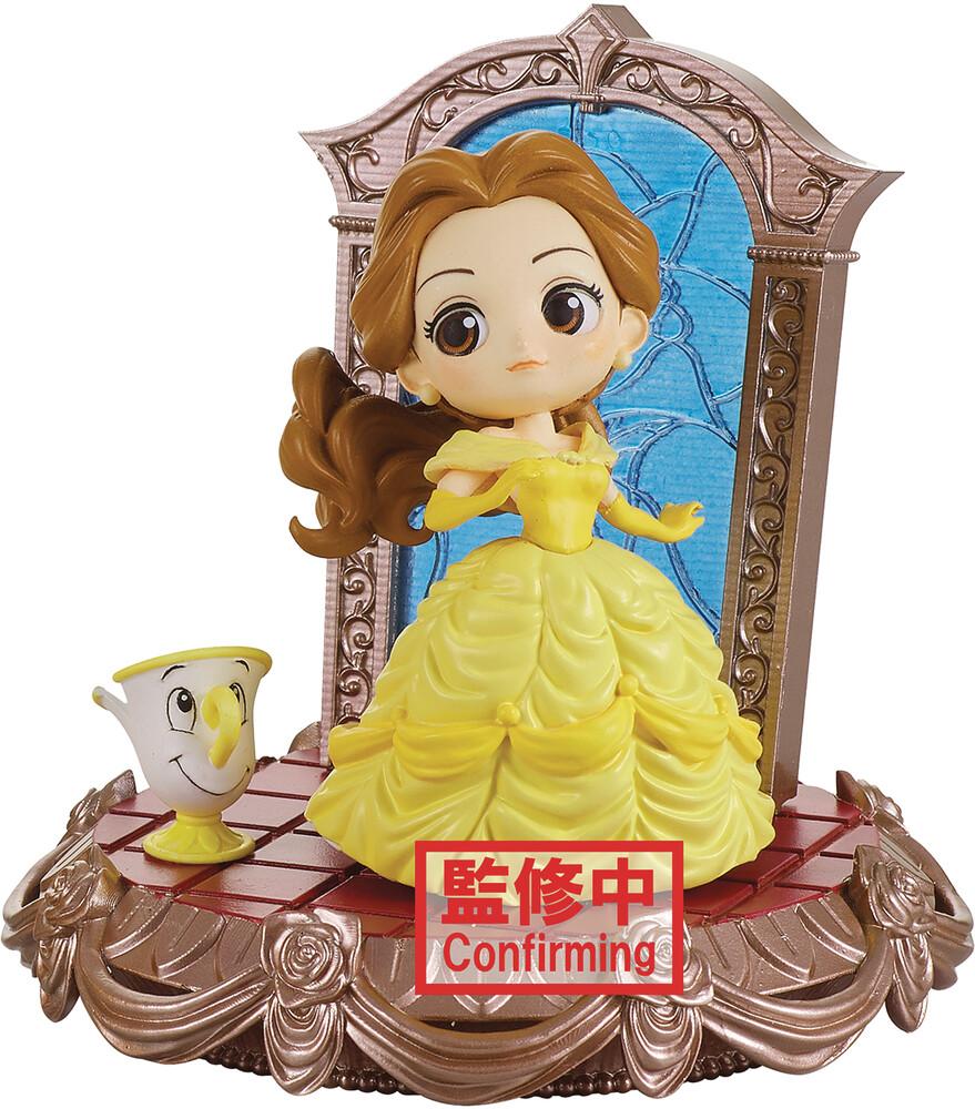 Banpresto - Q Posket Stories Disney Characters Belle Version B