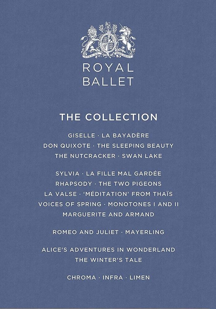 Royal Ballet Collection / Various - Royal Ballet Collection / Various (15pc) / (Box)
