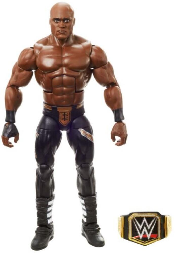 WWE - Wwe Elite Figure Bobby Lashley (Afig) (Clcb)