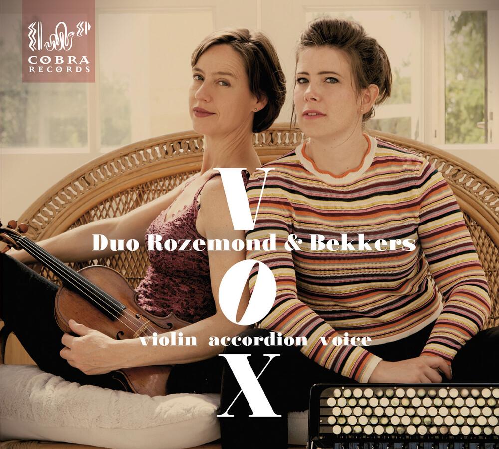 Duo Rozemond & Bekkers - Vox (Uk)