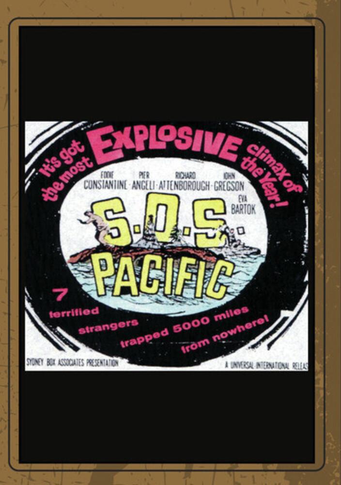 Sos Pacific - Sos Pacific / (Mod)