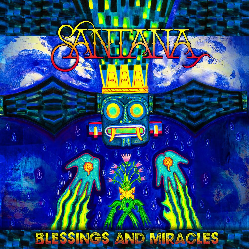 Santana Iv - Blessings And Miracles