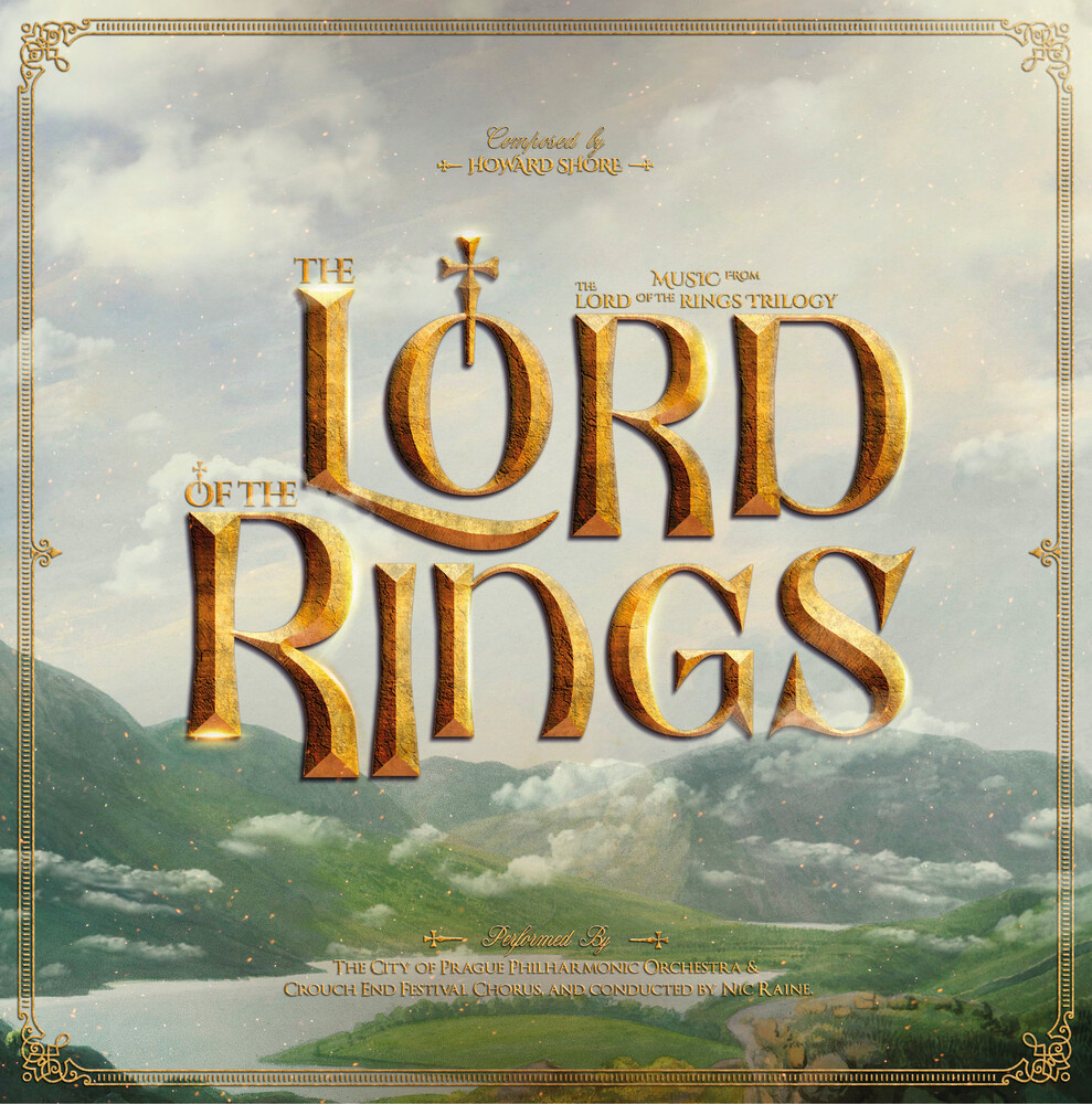 City Of Prague Philharmonic Orchestra - The Lord Of The Rings Trilogy