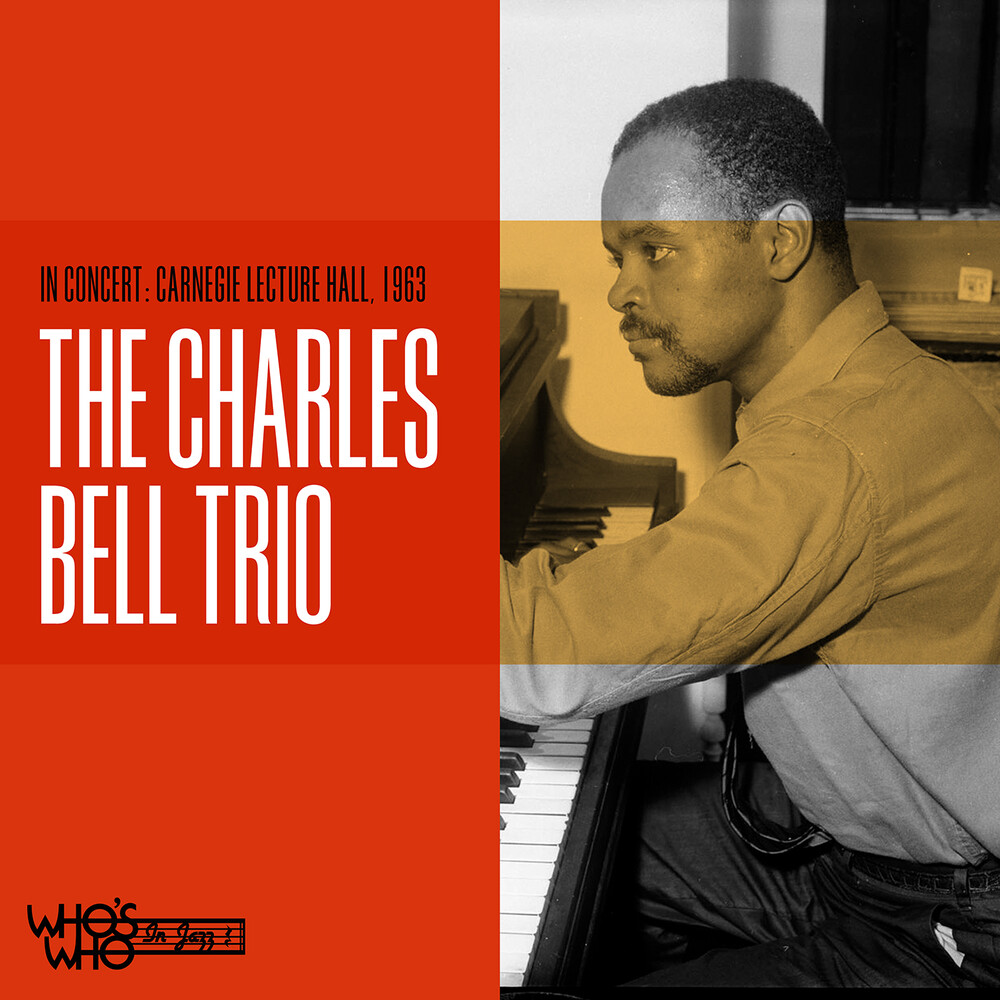 Charles Bell  Trio - In Concert (Mod)