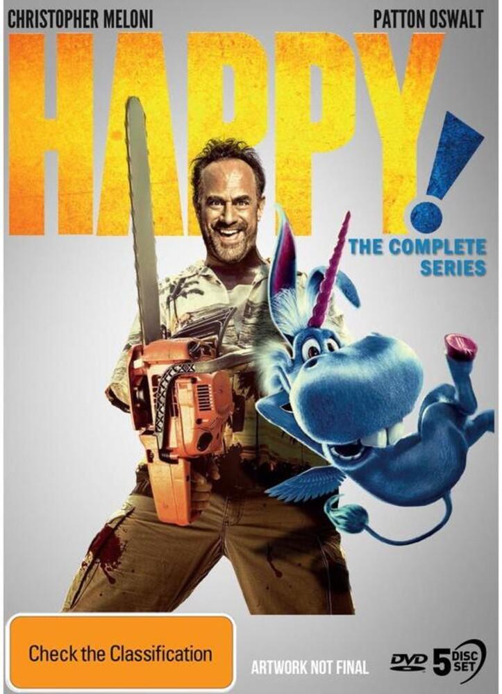 Happy: The Complete Series - Happy: The Complete Series (5pc) / (Aus Ntr0)