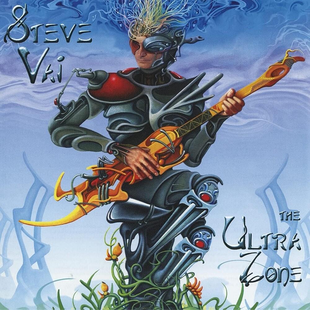 Steve Vai - Ultra Zone