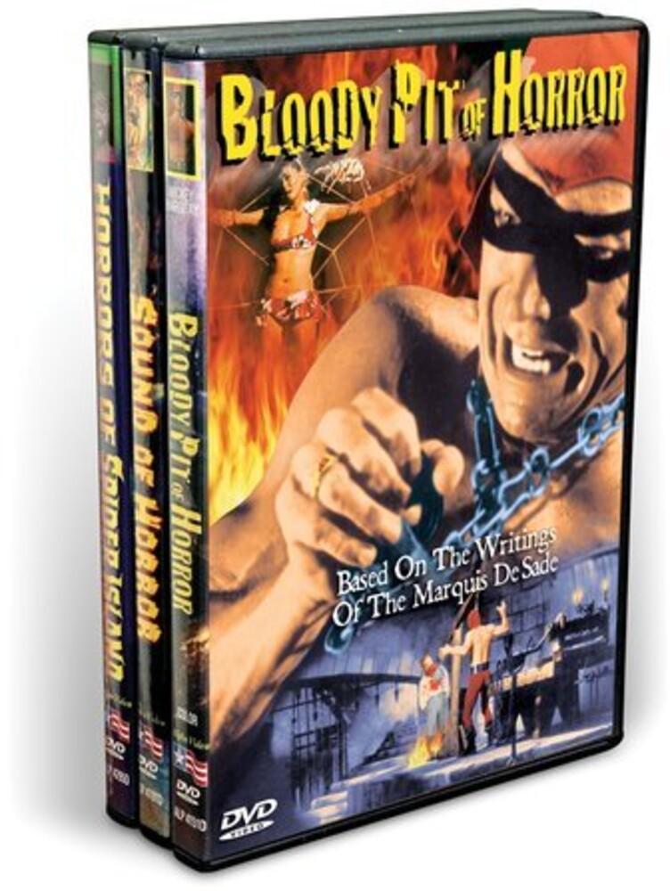 Horror Movie Collection - Horror Movie Collection (3pc) / (Mod 3pk)