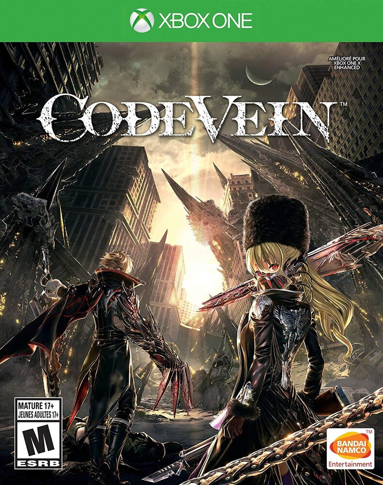 - Code Vein for Xbox One