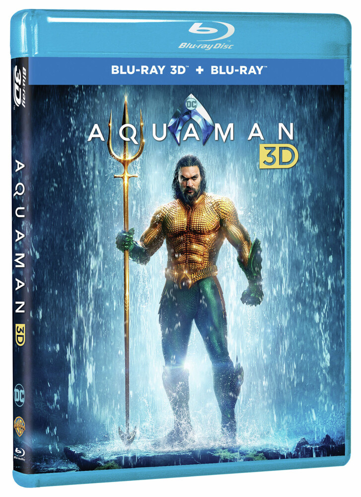 Aquaman [Movie] - Aquaman [3D]
