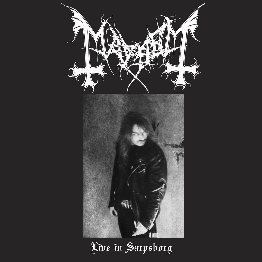 Mayhem - Live In Sarpsborg