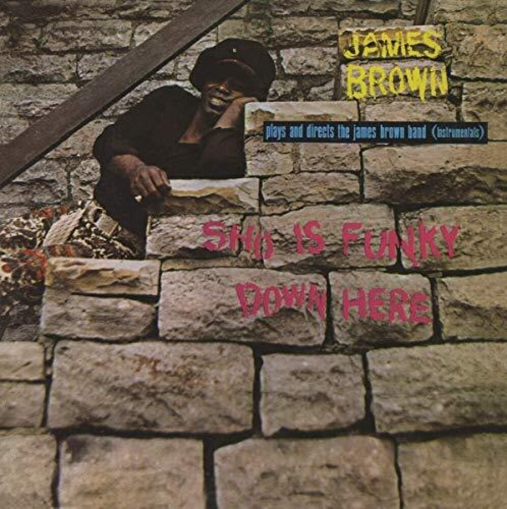 James Brown - Sho Is Funky Down Here  [RSD 2019]