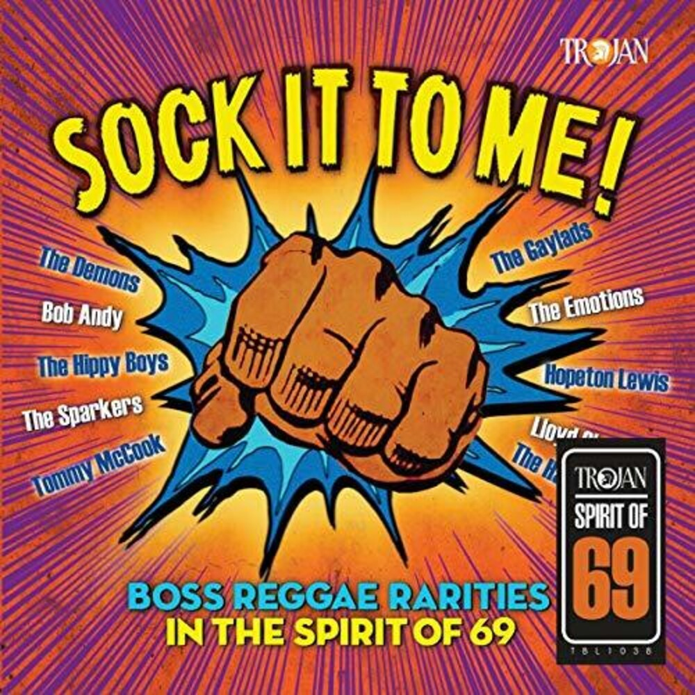 Sock It To Me Boss Reggae Rarities / Various - Sock It To Me: Boss Reggae Rarities in the Spirit of '69