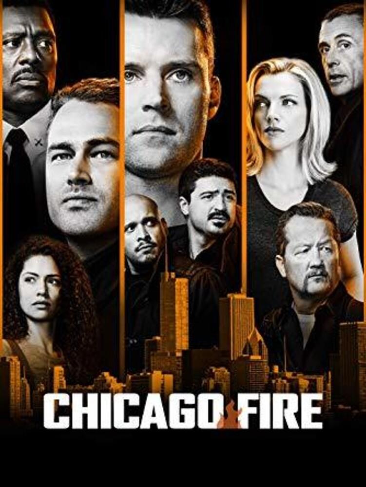 Chicago Fire: Season Seven - Chicago Fire: Season Seven (6pc) / (Box)