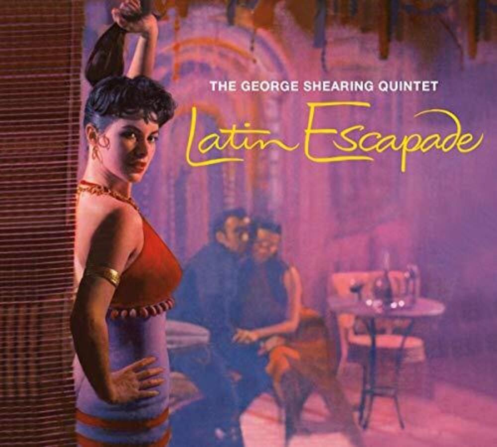 George Shearing - Latin Escapade / Mood Latino [Limited Digipak]