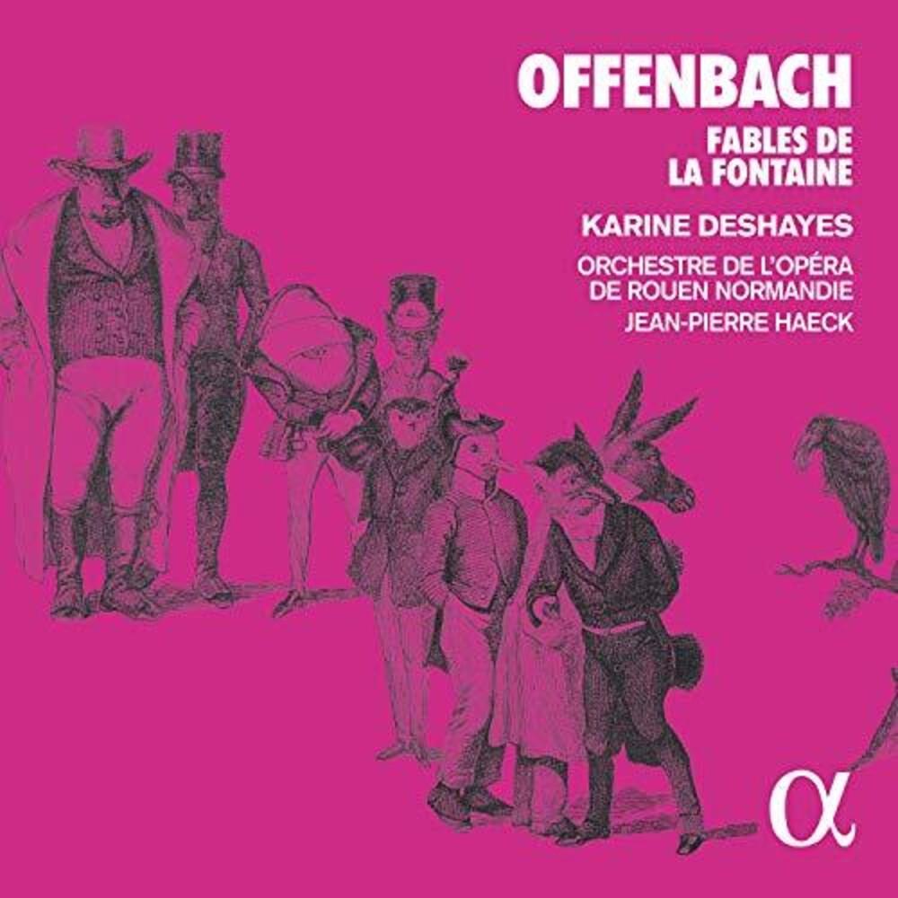 Offenbach / Deshayes / Haeck - Fables De La Fontaine
