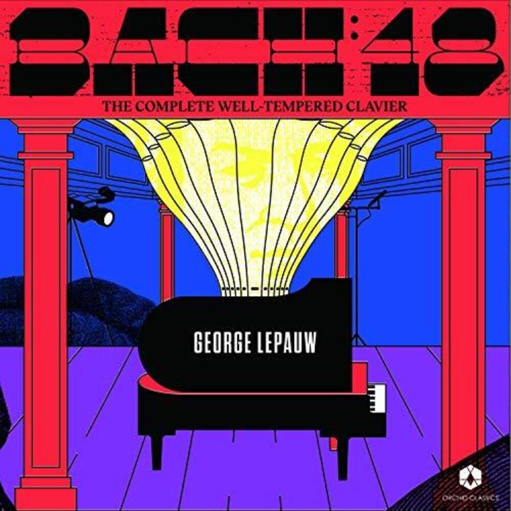 J Bach S / Lepauw - Bach 48