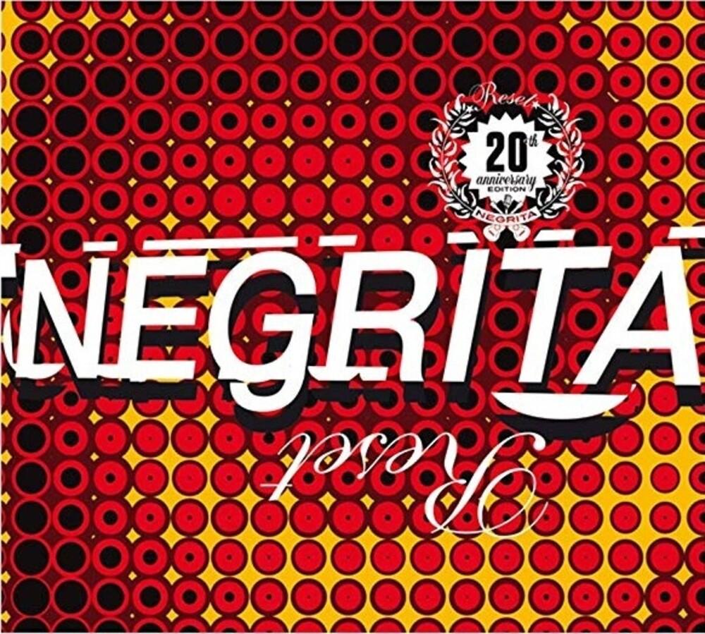 Negrita - Reset: 20th Anniversario (Ita)