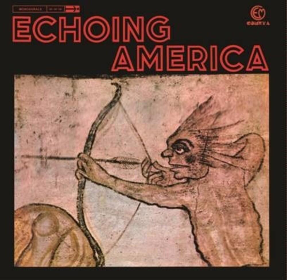 Stefano Torossi / Tommaso,Giovanni - Echoing America [Clear Vinyl]