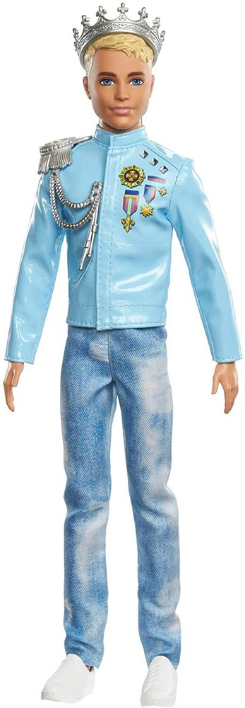 Barbie - Mattel - Barbie Dreamhouse Adventures Prince Doll