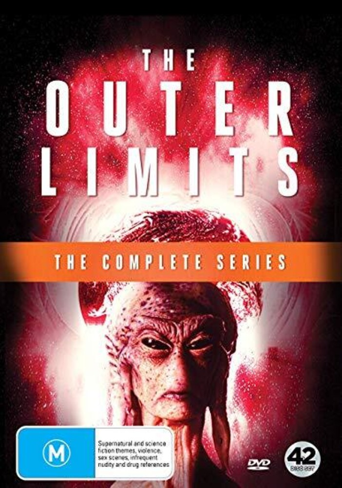 - Outer Limits Collection 1995-2002 (42pc) / (Box)