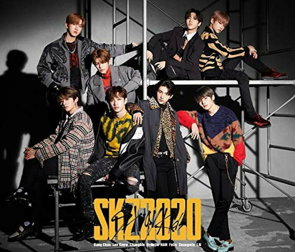 Stray Kids - Skz 2020 (Bonus Dvd) [Deluxe] [Limited Edition] (Jpn)