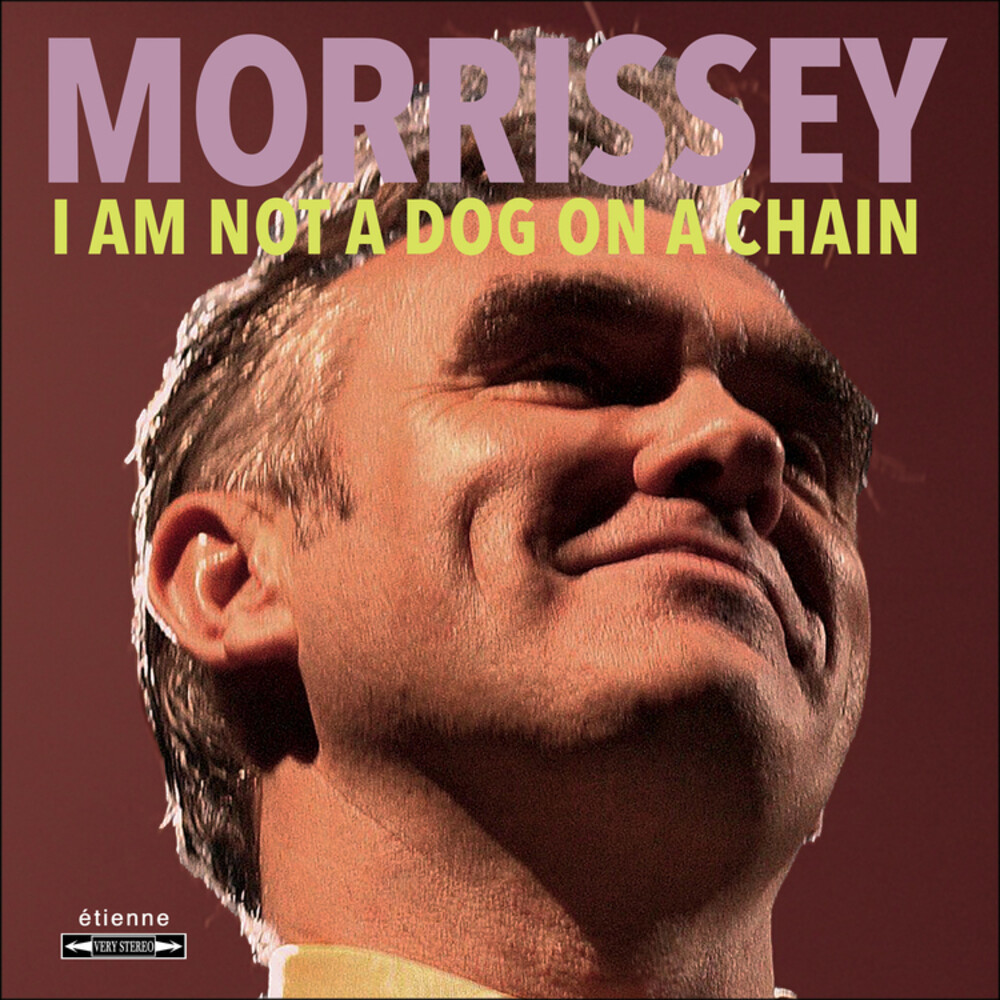 Morrissey - I Am Not A Dog On A Chain [LP]