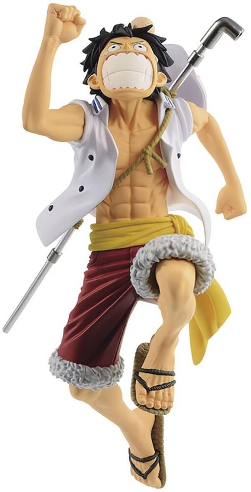 Banpresto - BanPresto One Piece Magazine A Piece of Dream#1 vol.3 Figure