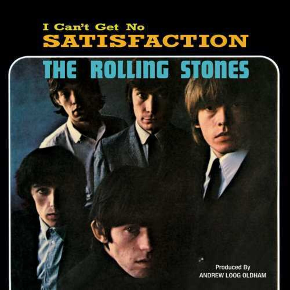 The Rolling Stones - I Can't Get No Satisfaction: 55th Anniversary Edition [Limited Edition Emerald 12in Single]