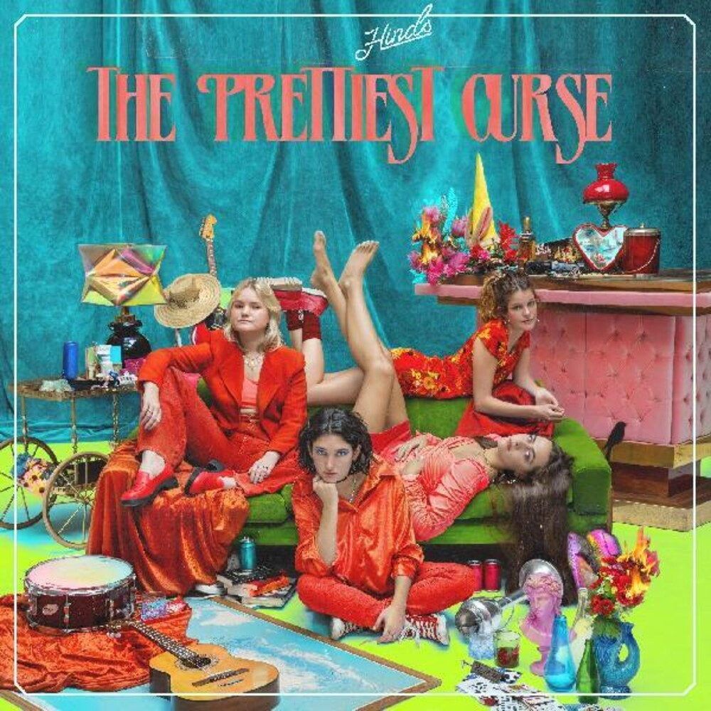 Hinds - The Prettiest Curse [Import]