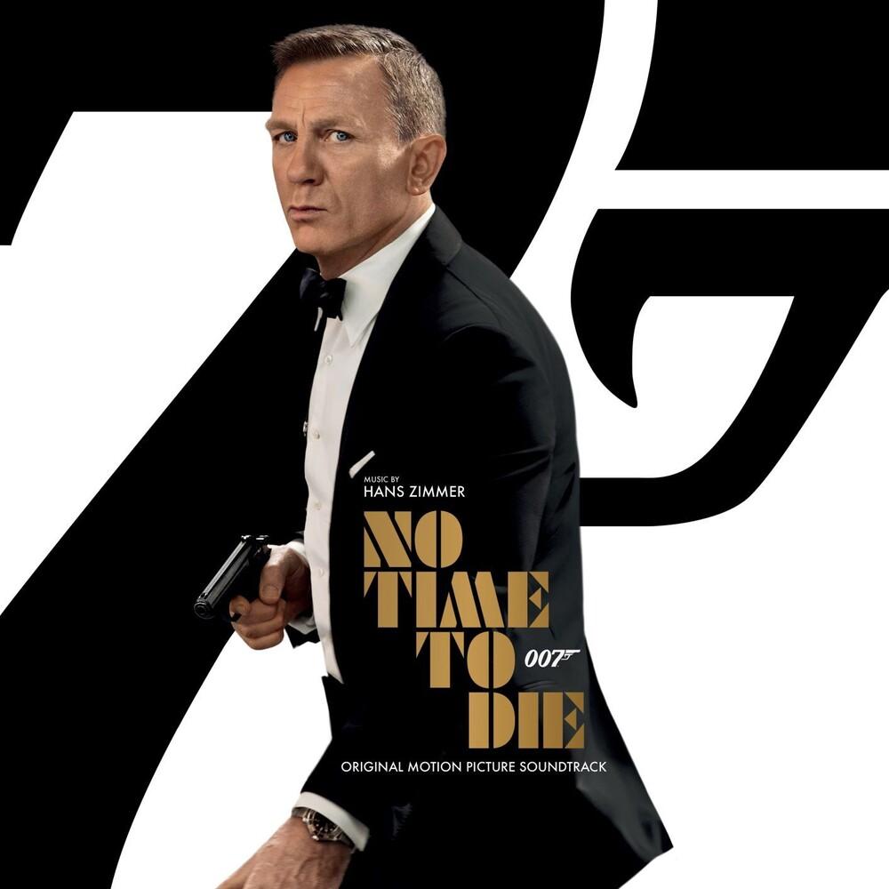 Hans Zimmer - No Time To Die (Original Motion Picture Soundtrack) [2 LP]