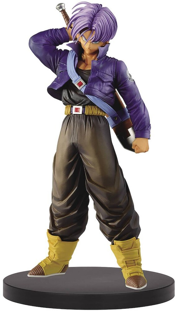 Banpresto - BanPresto Dragon Ball Legends Collab Trunks Figure