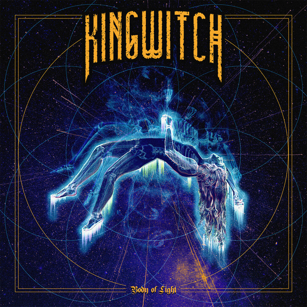 King Witch - Body Of Light (Ltd) (Dig)