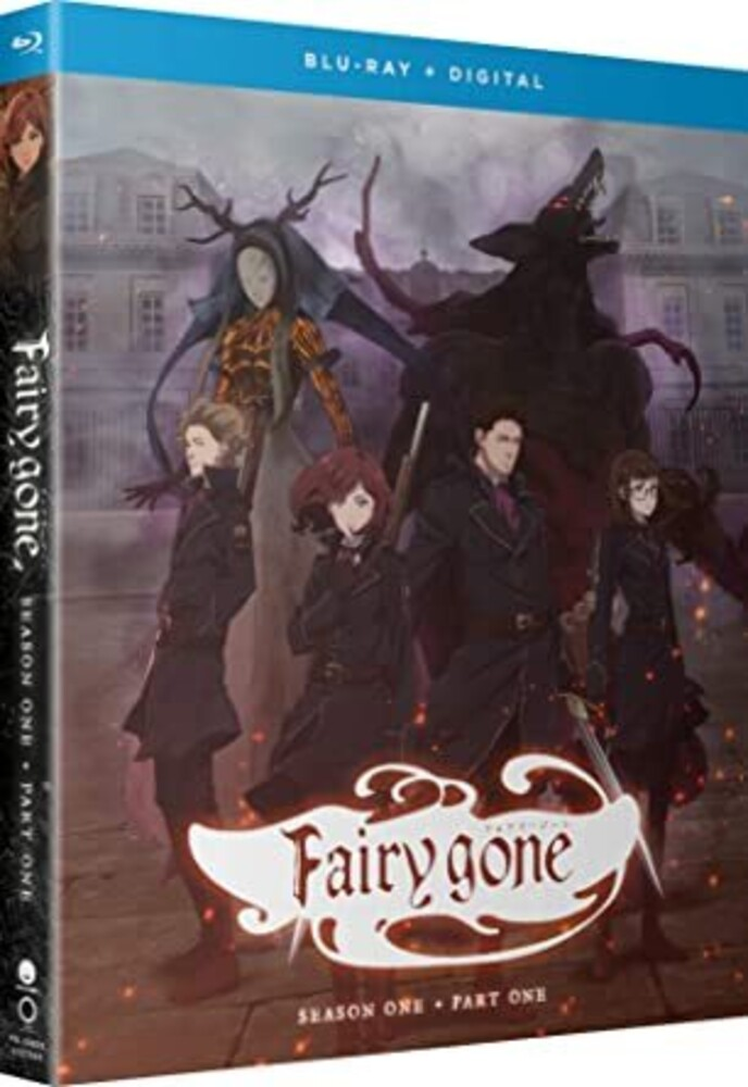 - Fairy Gone: Season 1 Part 1 (2pc) / (2pk Digc Sub)