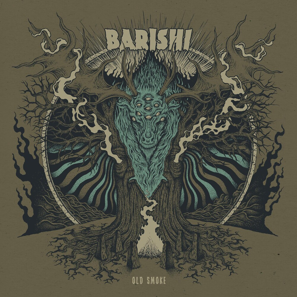Barishi - Old Smoke [2LP]