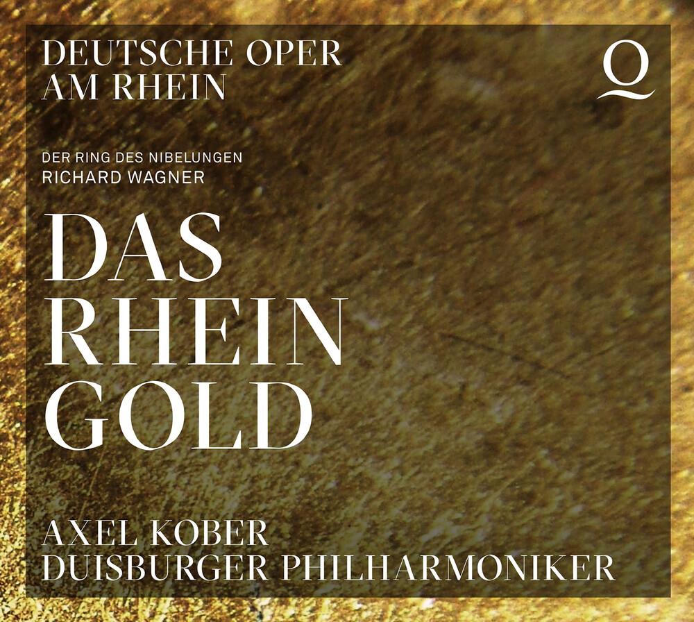 Wagner / Duisburger Philharmoniker / Kober - Das Rheingold