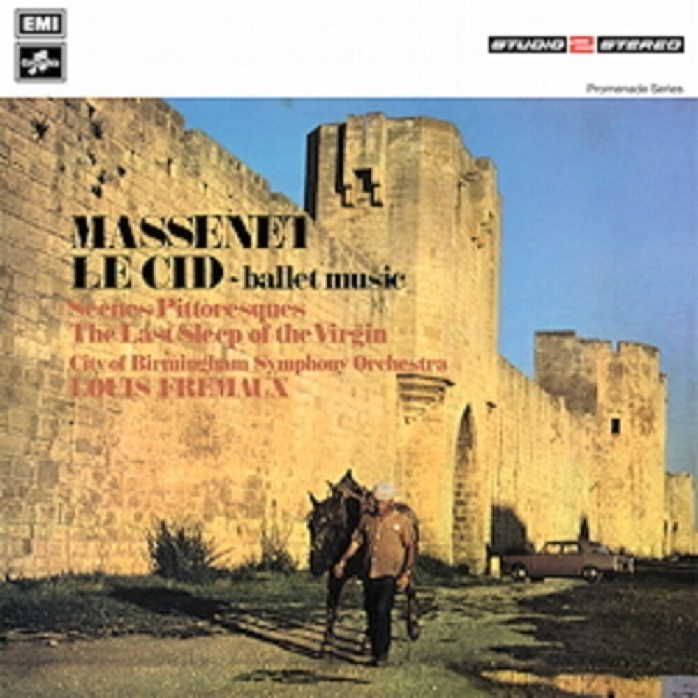 Jules Massenet - Le Cid Scenes Pittoresques [180 Gram]