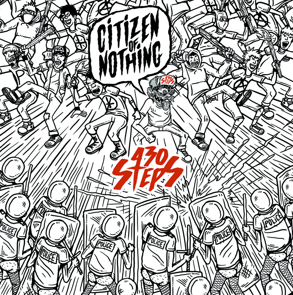 430 Steps - Citizen Of Nothing
