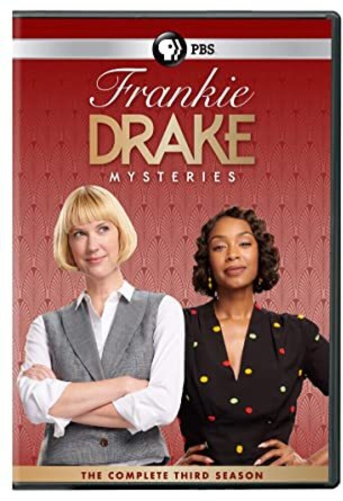 - Frankie Drake Mysteries: Season 3 (3pc) / (3pk)