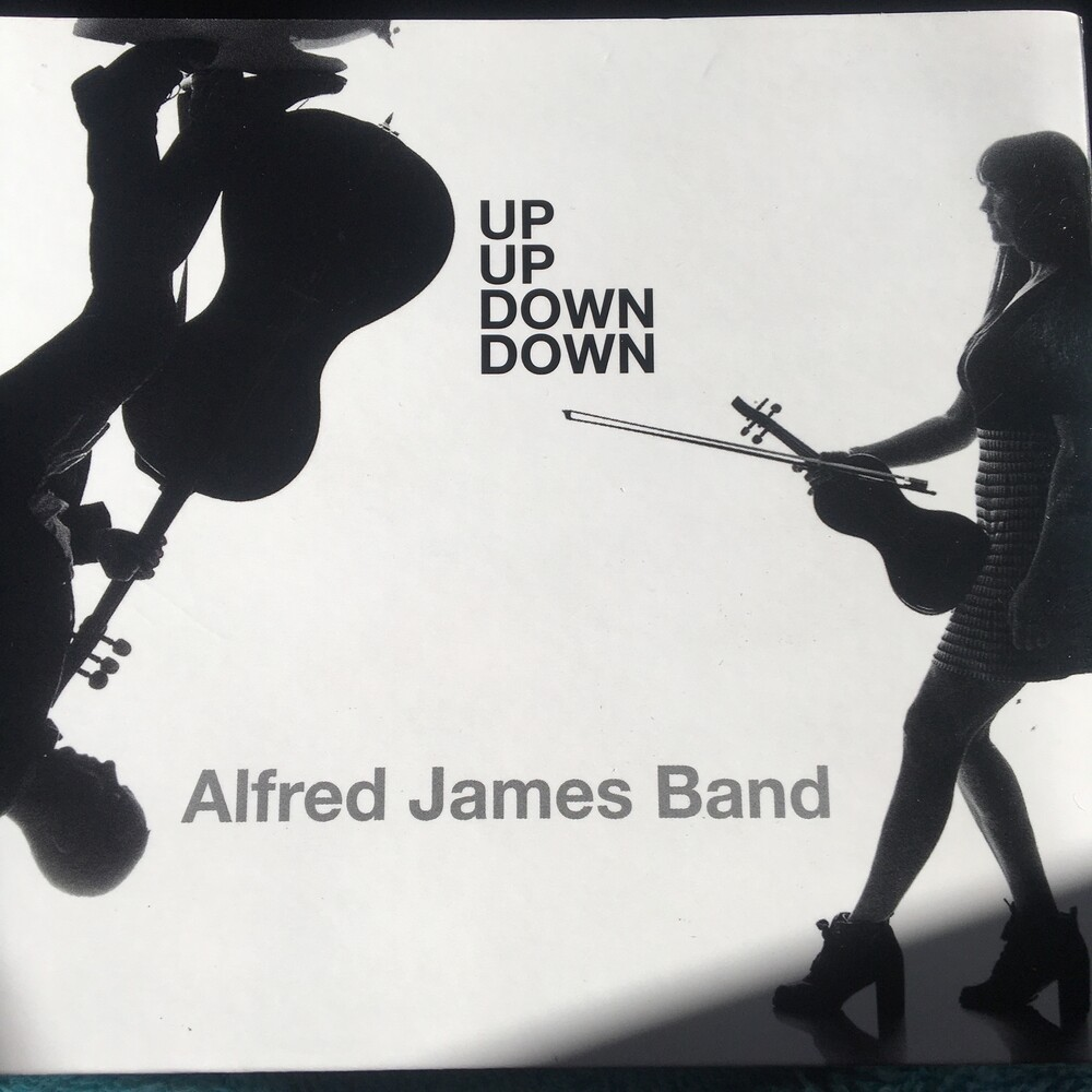 Alfred James - Up Up Down Down