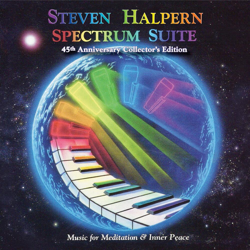 Steven Halpern - Spectrum Suite (45th Anniversary Coll Edition)