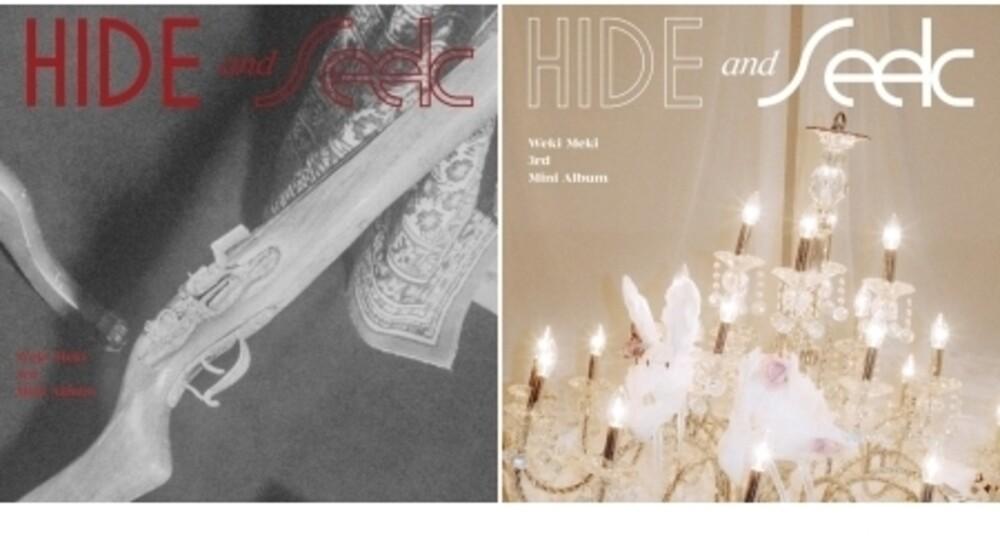 Weki Meki - Hide & Seek (Stic) (Phob) (Phot) (Asia)